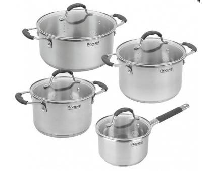 RONDELL Набор посуды RDS 1411 Filigran 8 пр