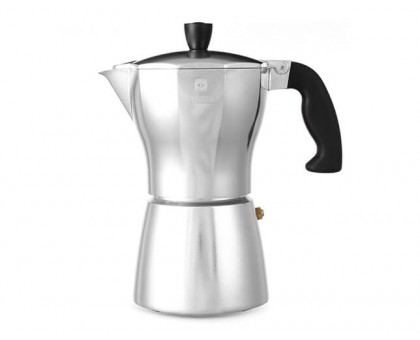 VINZER Гейзерная кофеварка 89389 Moka Aroma на 6 чашек