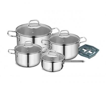 VINZER Набор посуды 89022 Techno 9пр