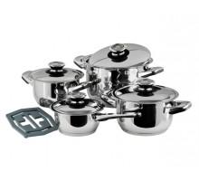 VINZER Набор посуды 89039 Grand Junior 9пр