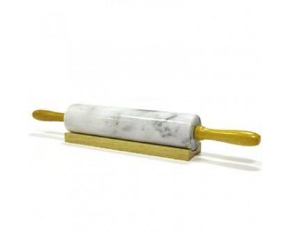 KUCHENPROFI Скалка мраморная на подставке 10 246 82 45