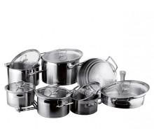VINZER Набор посуды 89032 Universum 14пр