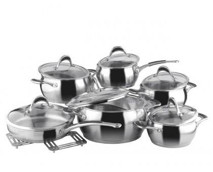 VINZER Набор посуды 89037 Harmony 14пр